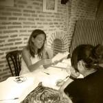 ateliers d'écriture Chris TAAL